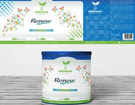 #55 for Design for paint can label by suneshthakkar