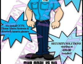 #8 for I need some Graphic Design for a Comic book style Flyer by Vixxxen