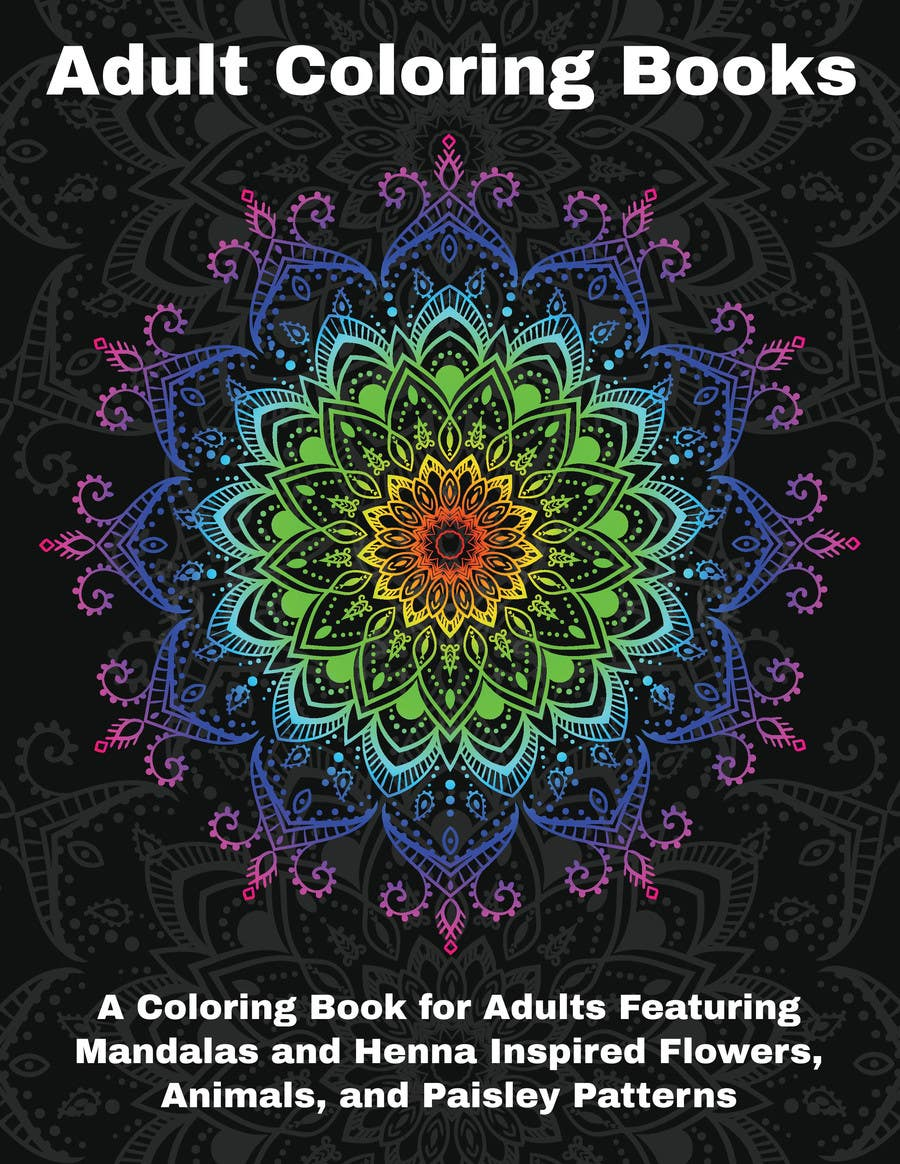 Contest Entry 230 For Coloring Book Cover