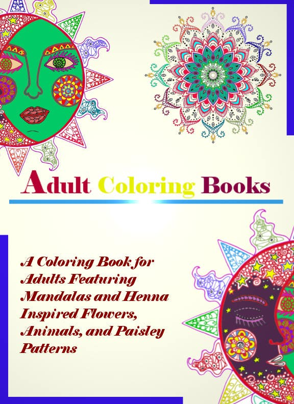 Contest Entry 149 For Coloring Book Cover