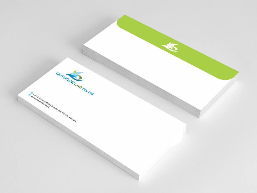 Proposition n°19 du concours Design some Stationery for OutdoorLab Pty Ltd