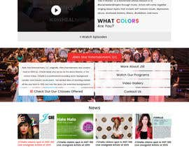 #4 untuk ONLY FIRST WEB PAGE LAYOUT combining 3 seperate web sites for one person oleh greenarrowinfo