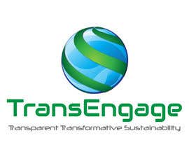 rogeriolmarcos tarafından Design a Logo for TransEngage eco-sustainability consultancy için no 33