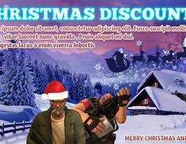 #24 for Design a Christmas Themed Banner for a Game Hosting Company by Oskars89