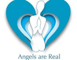 Seedlinggraphics tarafından Angels Are Real Logo Design için no 17