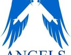 #64 para Angels Are Real Logo Design de ramadhiansanjaya