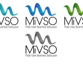 #96 para Design a Logo for Mivso por theislanders