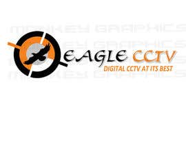 MonkeyGraphics1 tarafından EagleCCTV Vehicle Branding Design için no 24