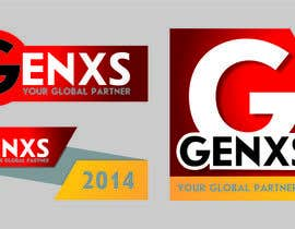 #56 for Develop a Corporate Identity for Genxs af sdugin