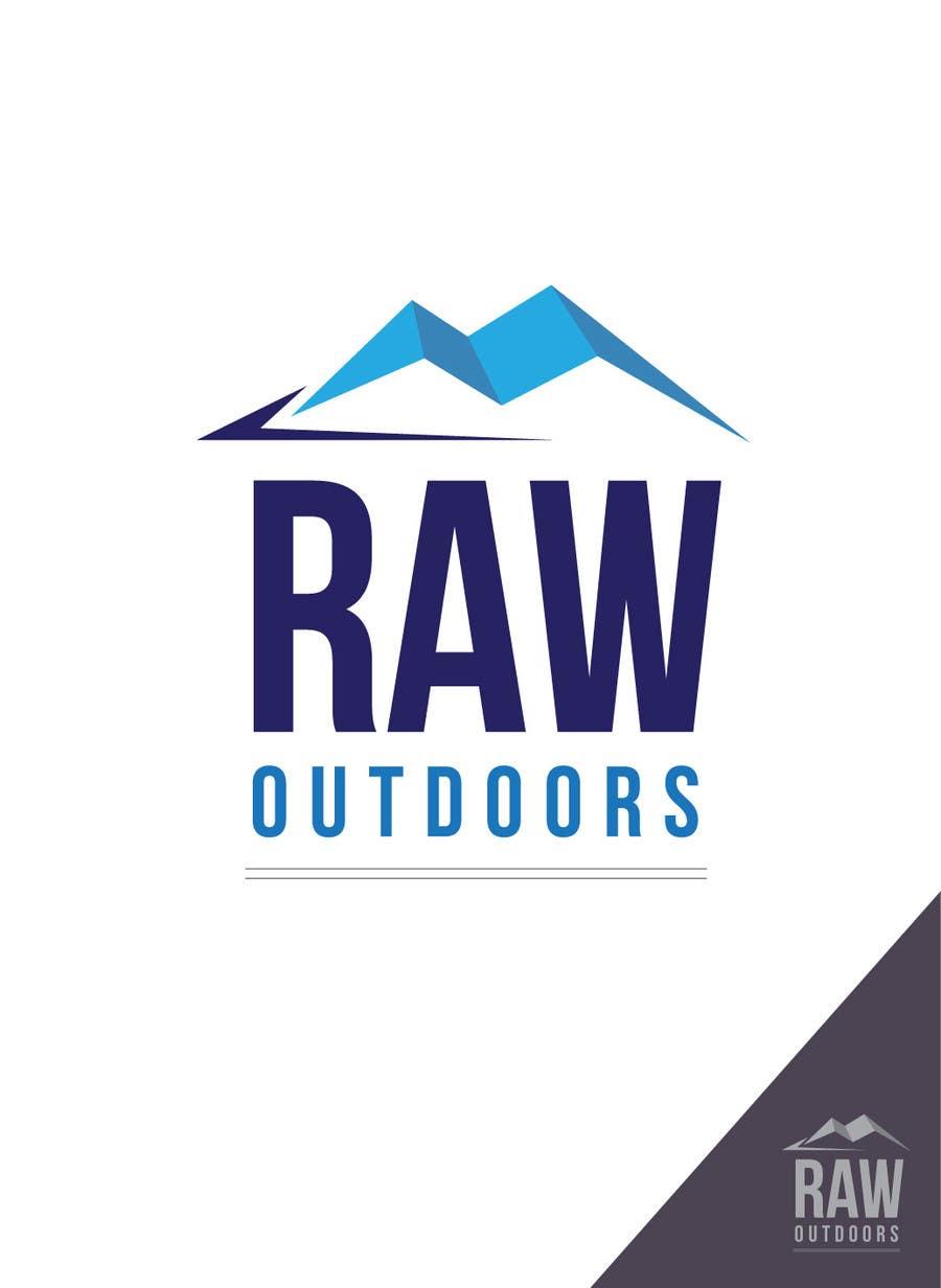 Inscrição nº 90 do Concurso para Design for Outdoor Adventure Company