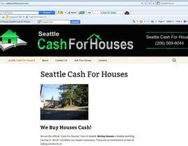 #40 for Design a Logo for Cash For Houses by prasanthmangad
