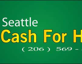 #94 for Design a Logo for Cash For Houses af rodhi