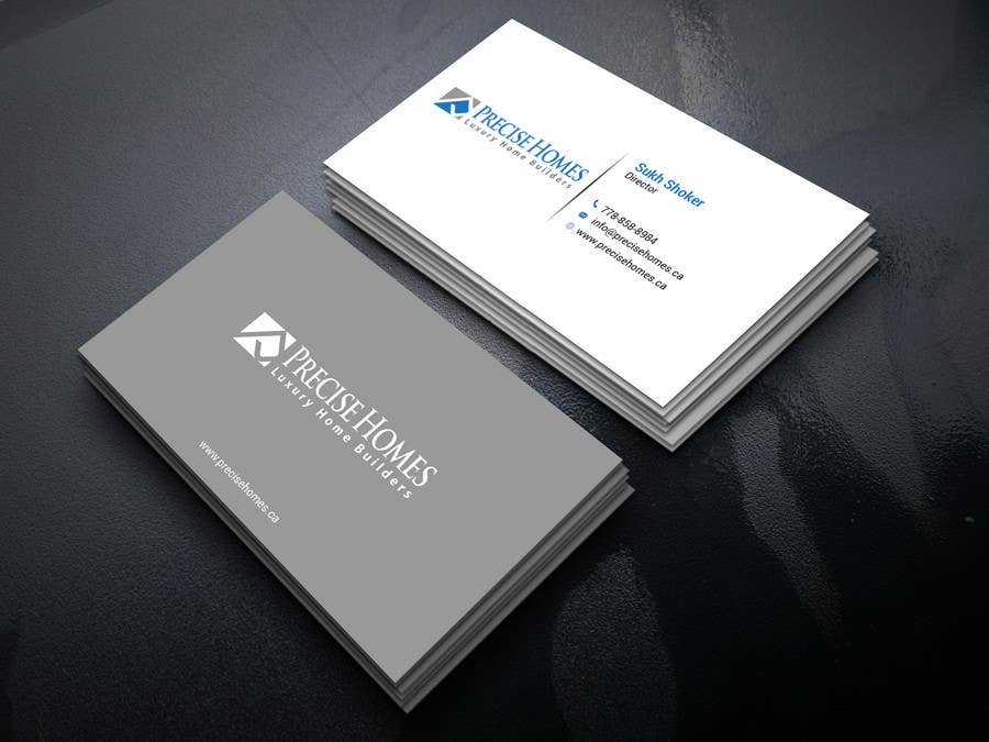 Entry #15 by Kamrunnaher20 for Simple & Unique Business Card ...