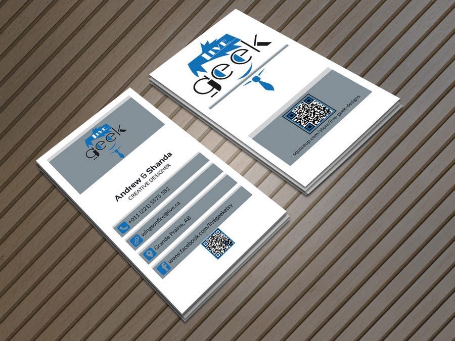 Penyertaan Peraduan #13 untuk Multiple Business Card Designs (2) - Potentially Multiple Contest Winners!