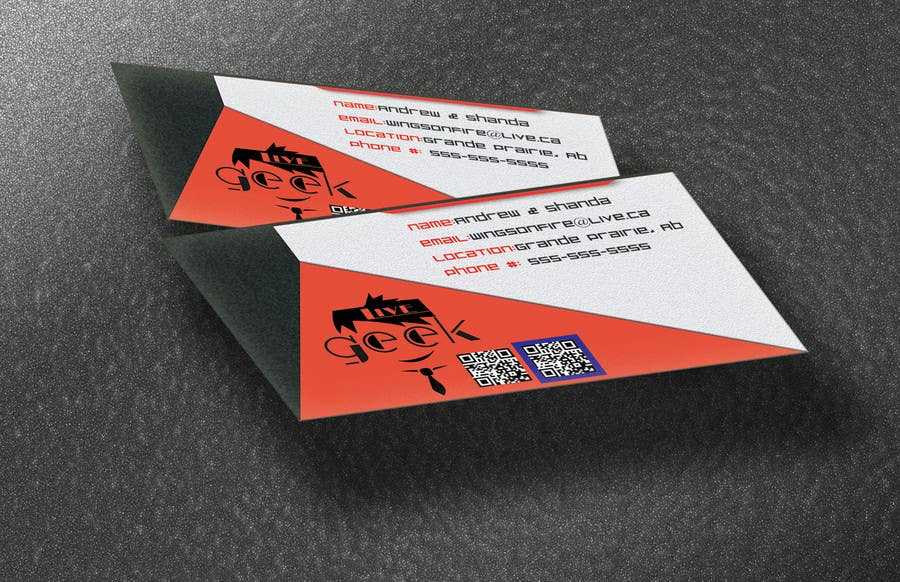 Penyertaan Peraduan #42 untuk Multiple Business Card Designs (2) - Potentially Multiple Contest Winners!