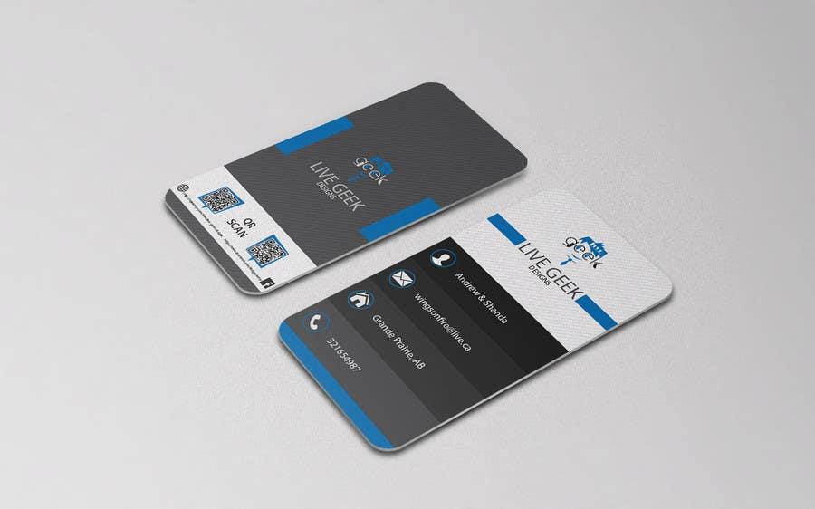 Penyertaan Peraduan #35 untuk Multiple Business Card Designs (2) - Potentially Multiple Contest Winners!