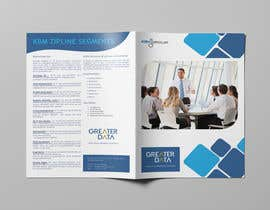 #20 cho Design a 4-page A4 Sales Brochure - InDesign bởi twozone