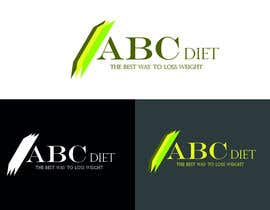nº 285 pour Logo Design for ABC Diet par ARThusiast
