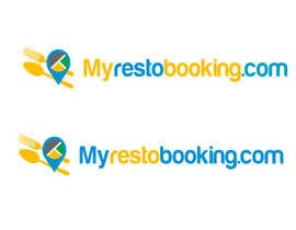 #105 for Design a Logo for Myrestobooking.com af mamunfaruk