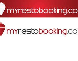 #69 cho Design a Logo for Myrestobooking.com bởi KiVii