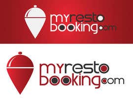 #70 for Design a Logo for Myrestobooking.com by KiVii