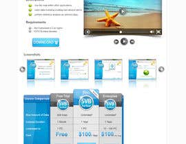 nº 8 pour Software Pricing and Feature Presentation Page with Graphics par dreamstudios0