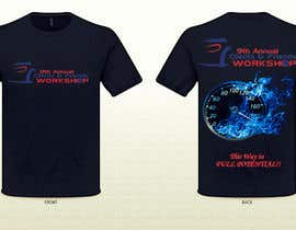 #30 untuk Design a T-Shirt for our Clients & Friends Workshop oleh shubhamsehgal214