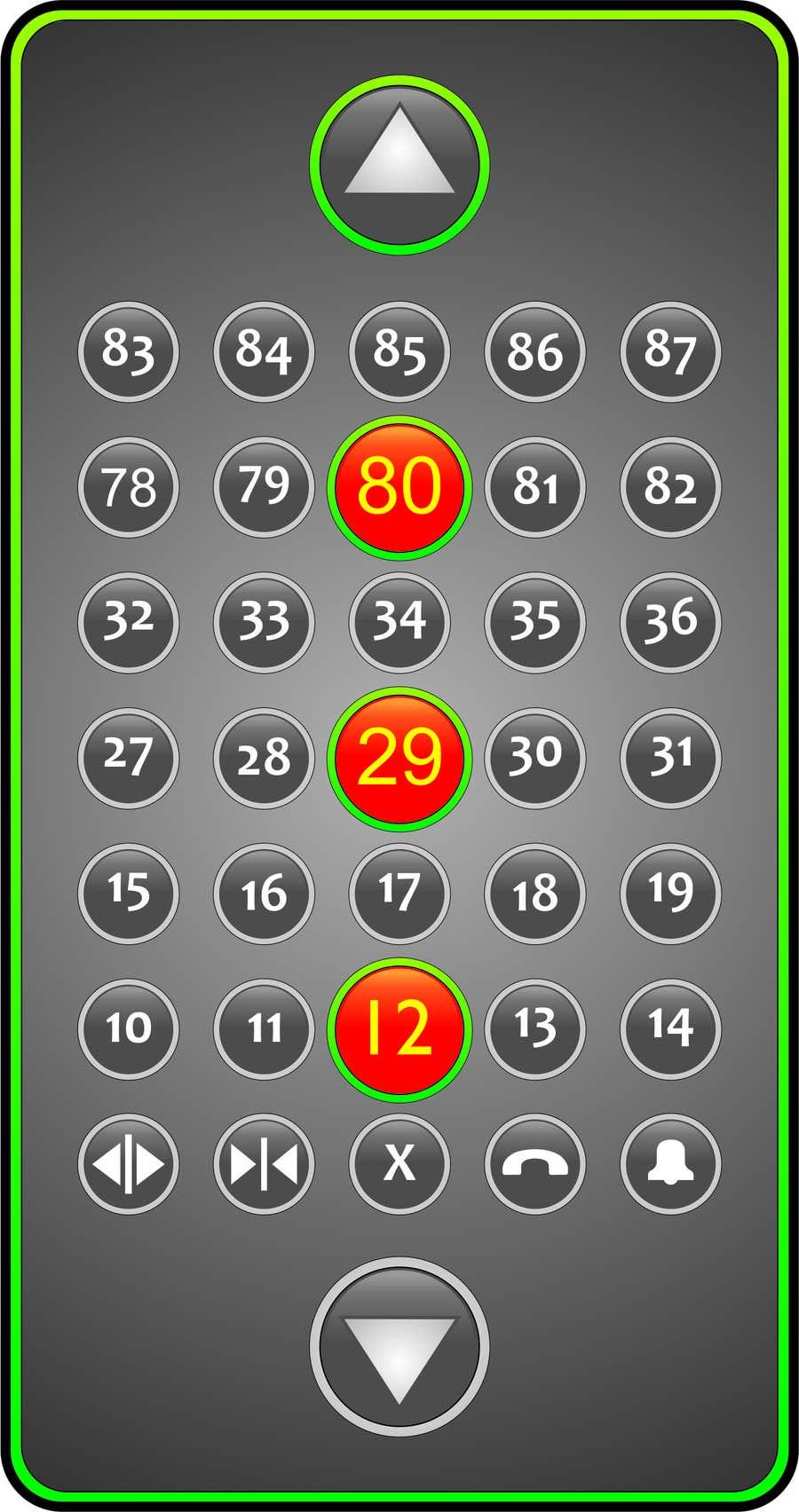 Penyertaan Peraduan #20 untuk Design a Logo for 12-29-80