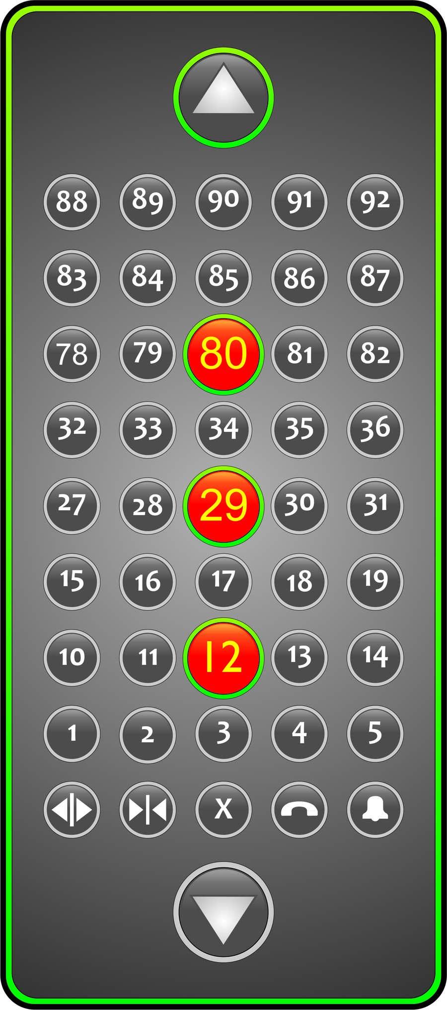 Penyertaan Peraduan #21 untuk Design a Logo for 12-29-80