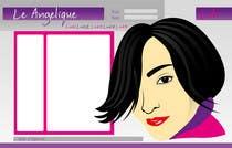Graphic Design Kilpailutyö #29 kilpailuun Graphic Design for Le Angelique