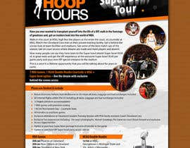 #23 untuk Design a Flyer for our january tour oleh amitroy777
