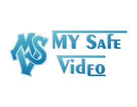 "#17 para Design a Logo for Project ""My safe video"" por raju2301"