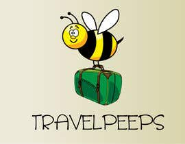#100 para Design a Logo for TRAVELPEEPS por FrancescaPorro