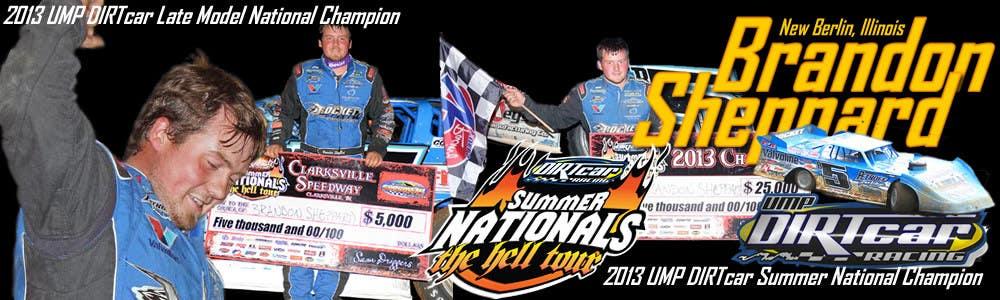 Konkurrenceindlæg #6 for Design a Banner for Brandon Sheppard Racing