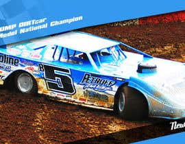 nº 13 pour Design a Banner for Brandon Sheppard Racing par Addo2