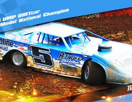 #14 para Design a Banner for Brandon Sheppard Racing por Addo2