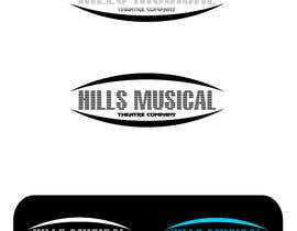 #79 for Design a Logo for Our Amateur Musical Theatre Company by CupitAS