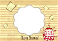 Contest Entry #6 for Design some Stationery for Childs Birthday Photo Card