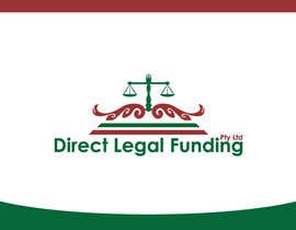 #37 untuk Design a Logo for Direct Legal Funding Pty Ltd oleh sagorak47