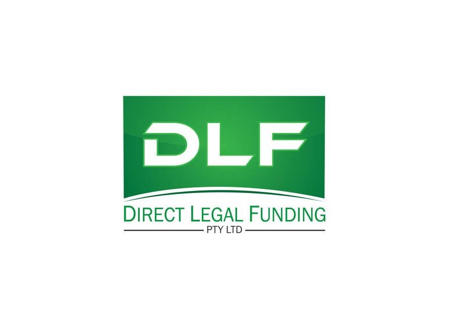Kilpailutyö #26 kilpailussa Design a Logo for Direct Legal Funding Pty Ltd