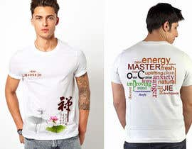 #10 dla Design a T-Shirt for my healing and health advice business przez fahtyfathy