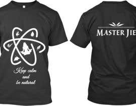 sanjayprasad93 tarafından Design a T-Shirt for my healing and health advice business için no 5