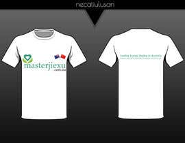 #3 dla Design a T-Shirt for my healing and health advice business przez necatiulusan