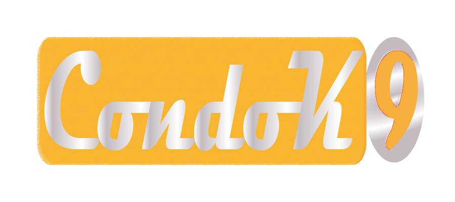 Natečajni vnos #18 za Design a Logo for CondoK9