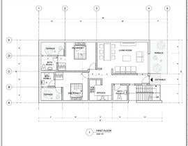 #3 for House Plan for a small space: Ground Floor + 2 floors by cvuviet