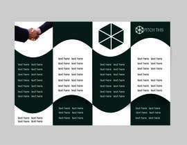 #36 za Design a Brochure - Pitch This od khalid111392