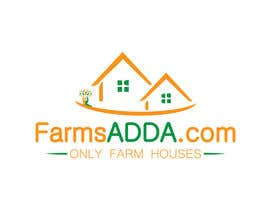 #74 for Design a Logo for a farmhouse website by meher17771