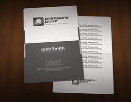 #96 for Business Card Design for Pressurepoint by Zveki