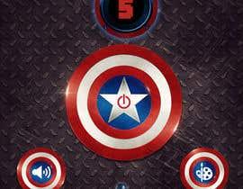 #2 dla Design Themes for an Android App przez momirsarac