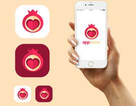 #27 for Design a Logo For a Dating App(ICON) -- 2 by Attebasile
